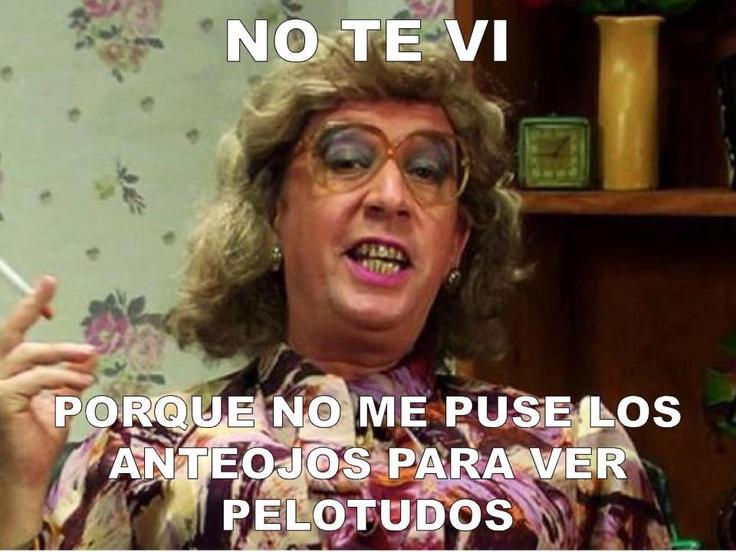 jaaaa, siempre Violencia Rivas, jaaaa!!