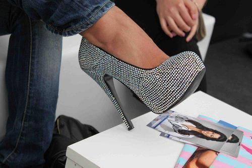 bling blingHot Shoes, Best Friends, Style, Funky Shoes, Glitter Shoes, Woman Shoes, Fashion Heels, Black Heels, High Heels