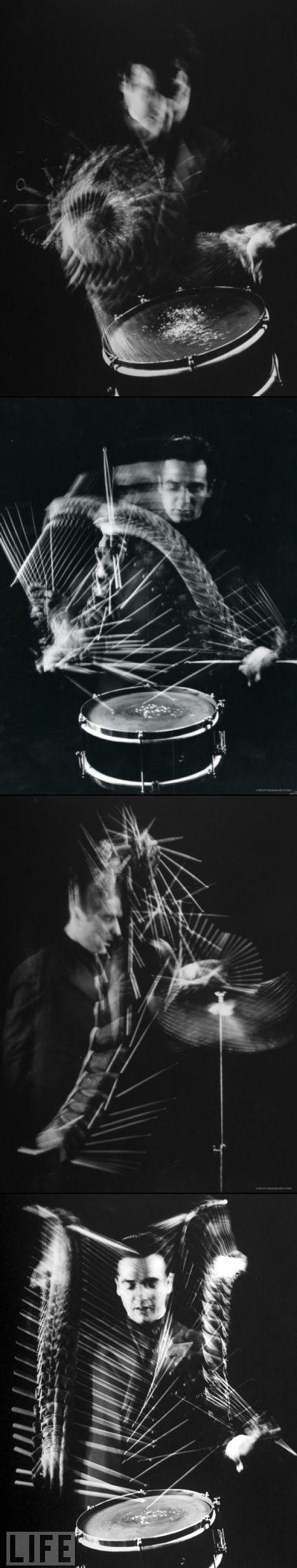 Двойное: движение и музыка, которая тоже движение