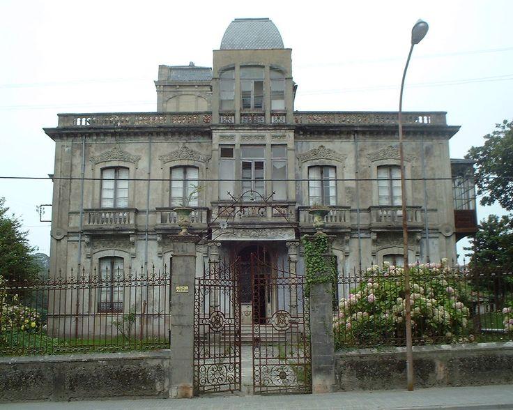 Villa Concepcion, casa indiano