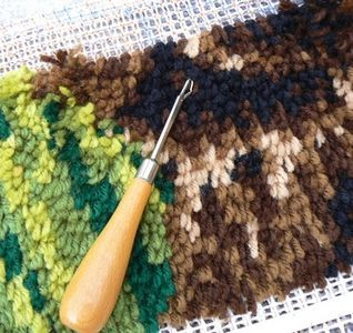 Latch Hook carpet kits