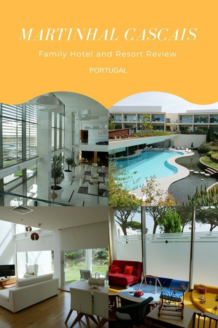 Martinhal Cascais review: an oasis for families near Lisbon