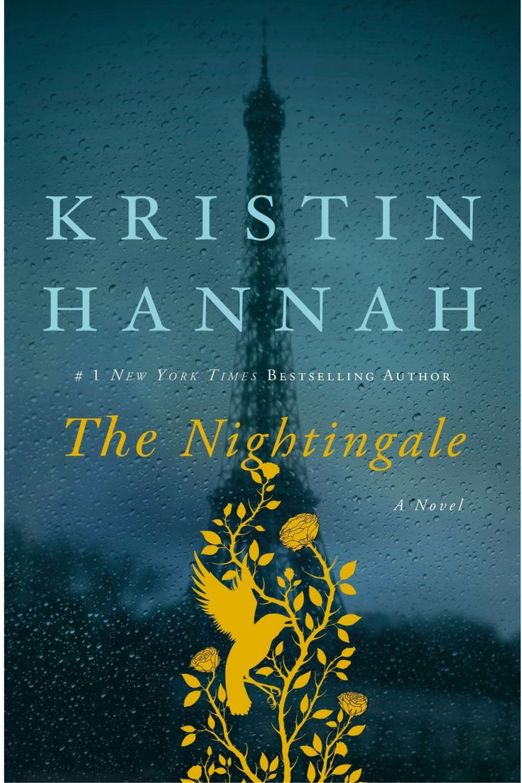 The Nightingale tells the stories of two sisters, separated by years and experience, by ideals, passion and circumstance, each embarking on her own dangerous path toward survival, love, and freedom in German-occupied, war-torn France--a heartbreakingly beautiful novel that celebrates the resilience of the human spirit and the durability of women. It is a novel for everyone, a novel for a lifetime.