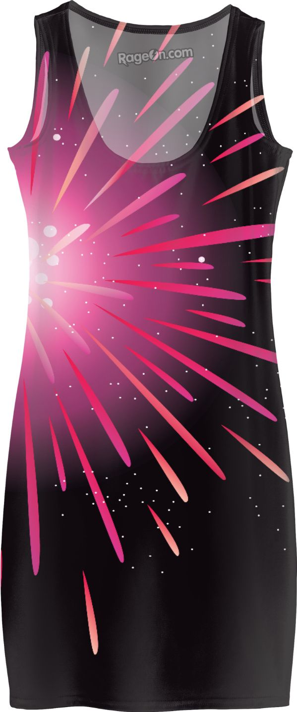Amazing dress in vintage style with Original illustration. Enjoy original fashion : bee and glow Atelier / Fashion studio. 2017