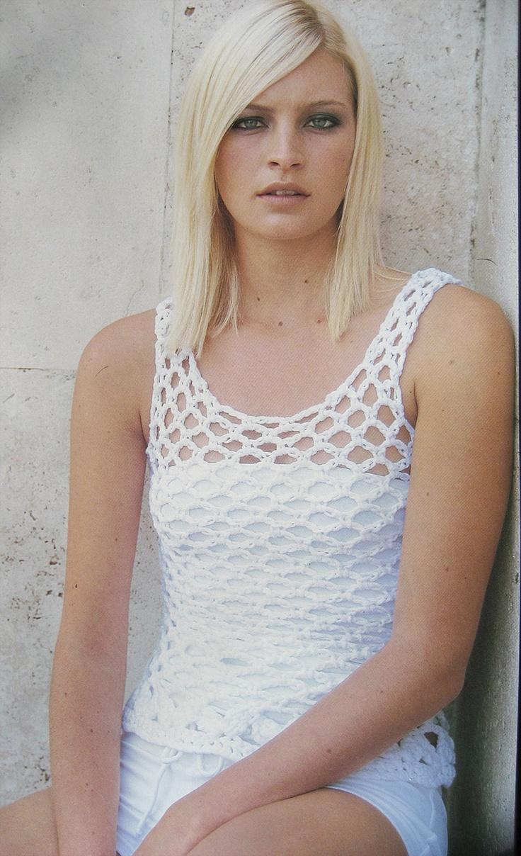 British Crochet Magazines : Rowan (British knitting/crochet magazine) - Magazine 33