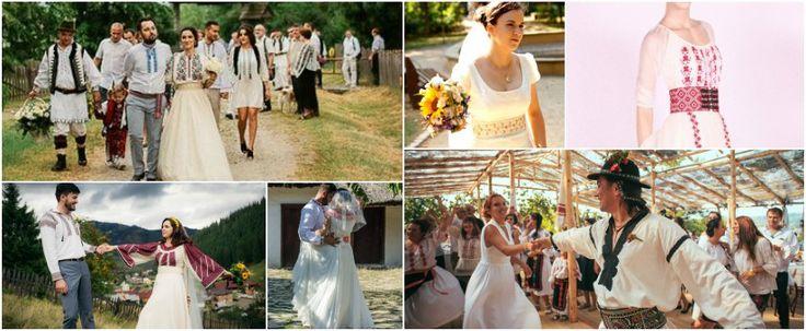 Nunta in stil rustic (II) - costumul popular ca vestimentatie de nunta si altele pe blogul Manufacturat.ro: http://www.manufacturat.ro/fara-categorie/nunta-in-stil-rustic-ii/