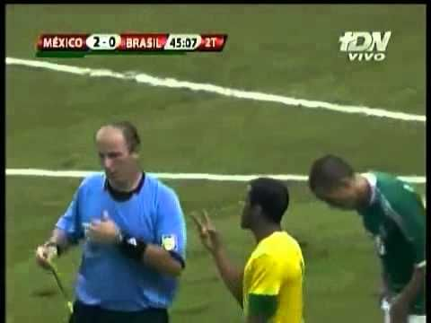 FIFA World Cup Highlights Brasil Vs Mexico 0-0 Highlights World Cup 2014