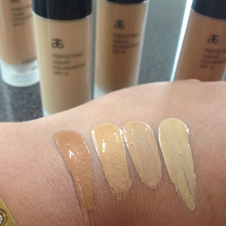 Great article by an Australian makeup artist on the benefits of Arbonne Perfecting Liquid Foundation.