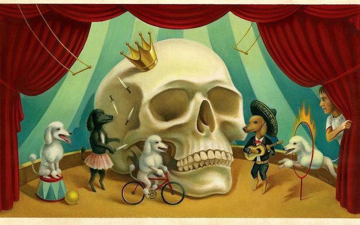 Illustration Teardowns: Focal Point – Rob Levin – Medium