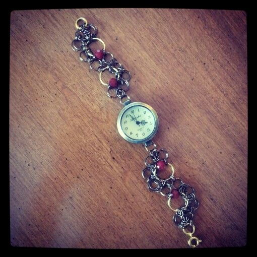 Chainmaille Watchband