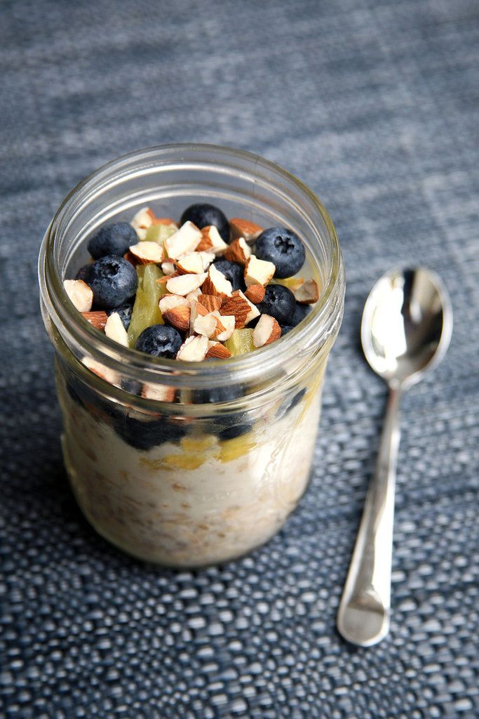 If you've yet to hop on the overnight-oats bandwagon, this is the perfect recipe to get you started. It's n...