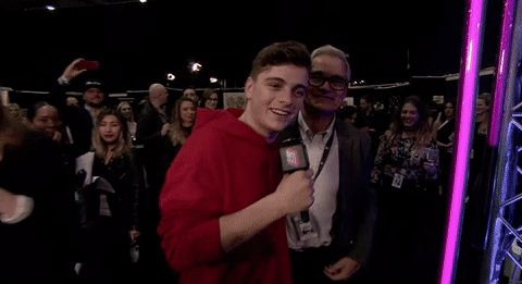 New trendy GIF/ Giphy. 2016 family mtv ema martin garrix. Let like/ repin/ follow @cutephonecases