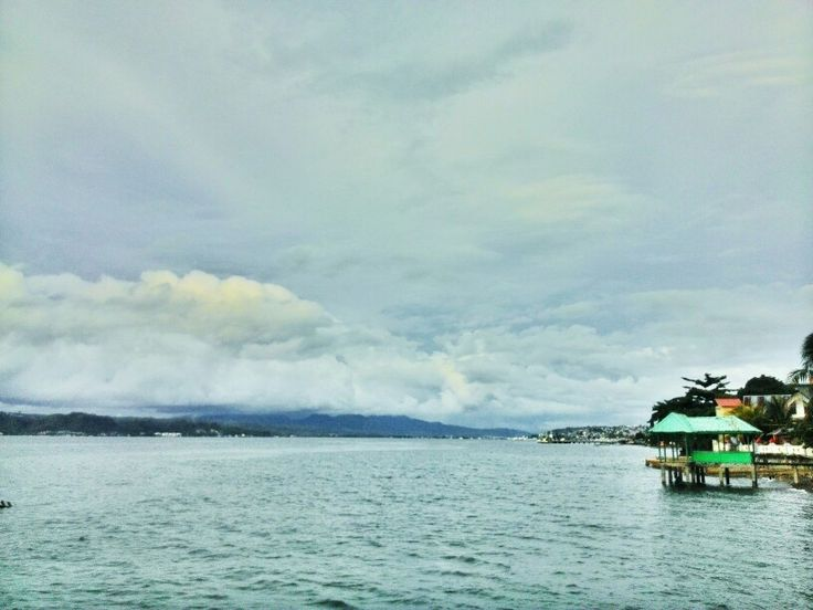 Teluk Ambon Dalam view from Tapal Kuda