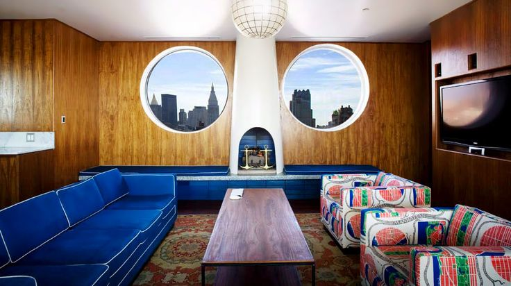 The Maritime Hotel | NYC