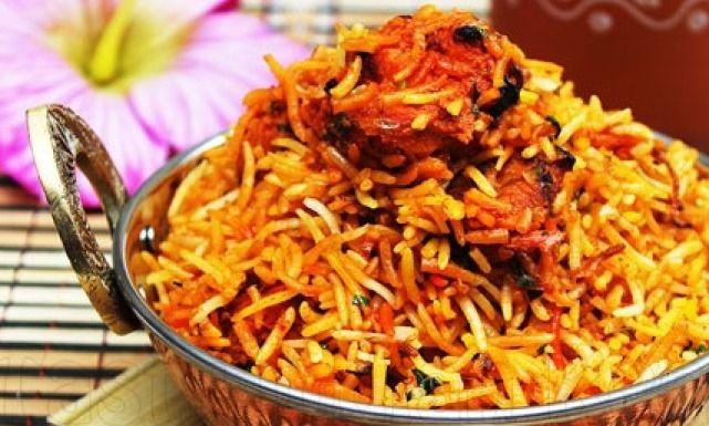 طريقة عمل برياني الدجاج بالحليب والزبادي Recipe Indian Food Recipes Indian Street Food Food
