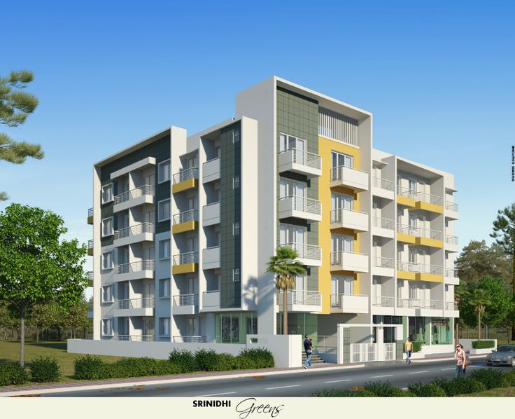 Srinidhi Greens 2BHK luxurious apartments located at Gunjur Village, Sarjapura Road, Bangalore. The project comes with well-equipped amenities that include 8 passengers automatic lift back-up, roof-top club house and many other services.