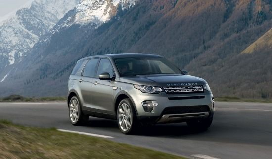 She will be mine - Discover The New Discovery Sport Mid Size SUV - Land Rover