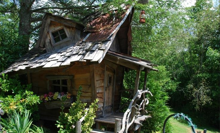 Most People Don't Know Georgia Has A Fairy Garden… And It's Positively Magical
