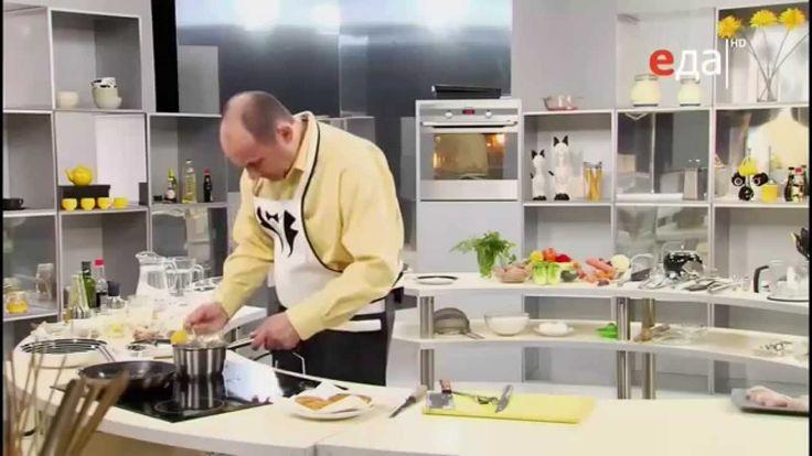 Куриная грудка с пармезаном рецепт от шеф-повара / Илья Лазерсон / италь...