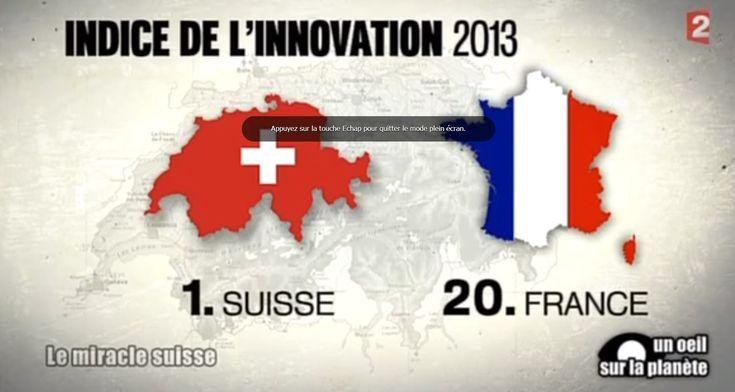 Un oeil sur la planète : Le Miracle Suisse (ou pourquoi la Suisse domine...