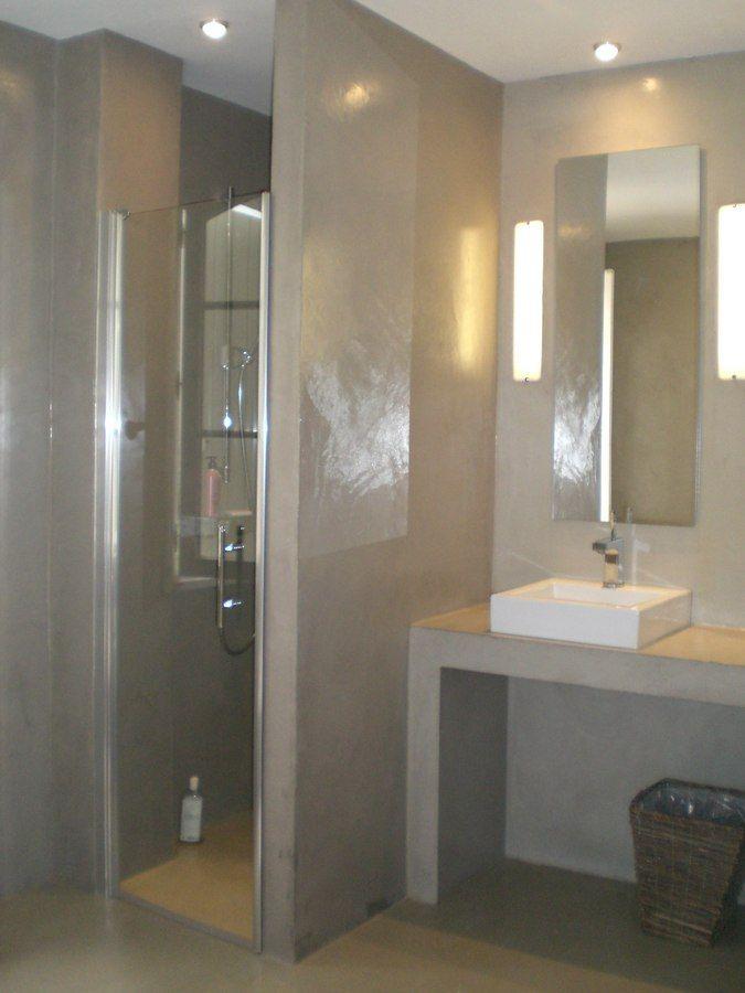 494 best Salle de bains en béton Concrete bathroom images on