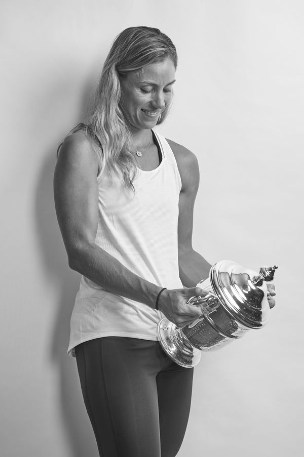 10/17/16 With World No.2 Serena Williams' withdrawl from the WTA Finals, Angelique Kerber secures year-end No.1 ranking....