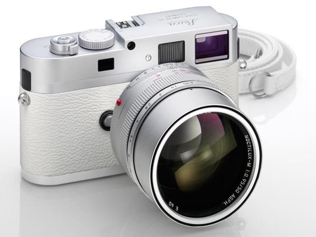 that's it? $31,695? Come on Leica, i love you but sometimes, you go a little bit too far........ White limited edition Leica M9-P. Yours for a measly $31,695!