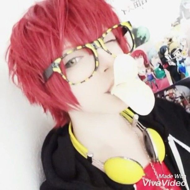 707 from Mystic Messenger Cosplay