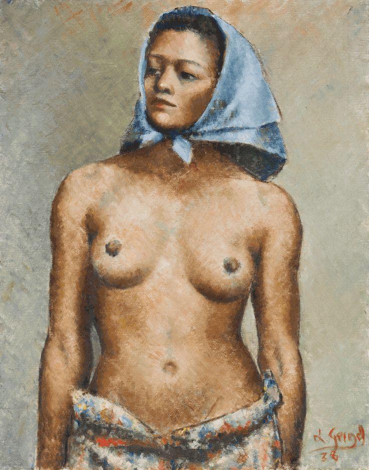 Dominga, 1939  Colección Museo de Arte de Puerto Rico