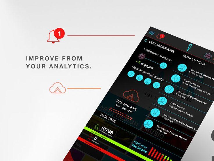 Ona Ark App analytics by Viwe Mfaku