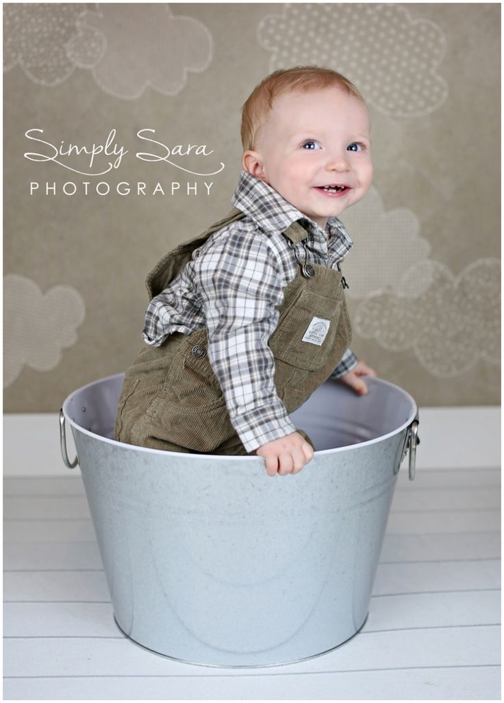 Indoor Baby Picture Ideas