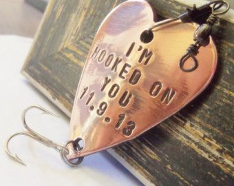 Valentines Day Gift for Your Valentine Idea by CandTCustomLures
