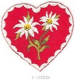 edelweiss heart