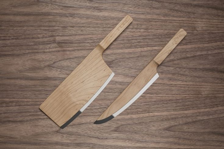 Maple Set - The Federal Inc. wooden knives