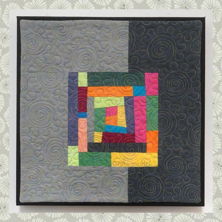 1000 Ideas About Fiber Art Quilts On Pinterest