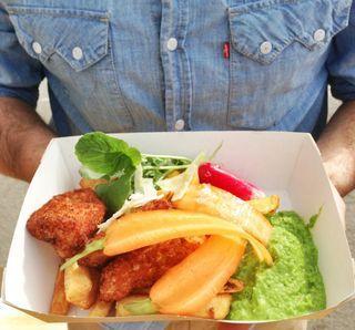 Anmeldelse: Papirøen og Copenhagen Street Food