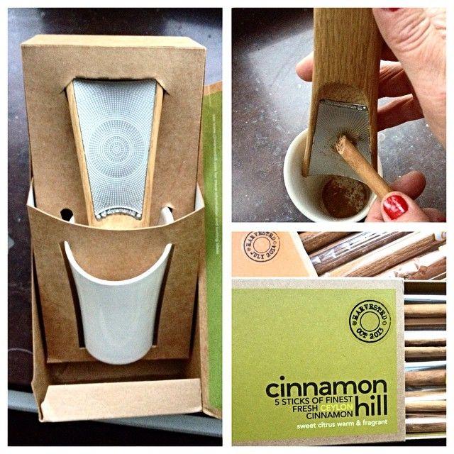 matbloggspriset's photo on Instagram #cinnamonhill #cinnamon #kanel #julklapp