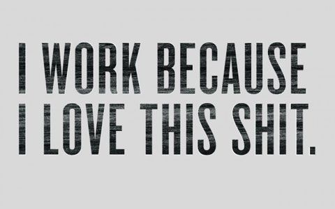 I can't wait to find this for myself! I truly believe that if you love what you do, you won't ever work a day in your life!