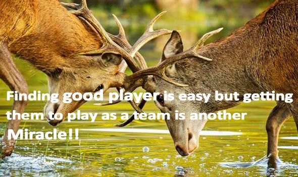 Are you a good #teamplayer ? Ask simple #questions to yourself & #SayThanks now :