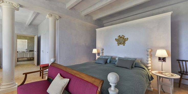 Villa I CERRI luxury destination in #Tuscany