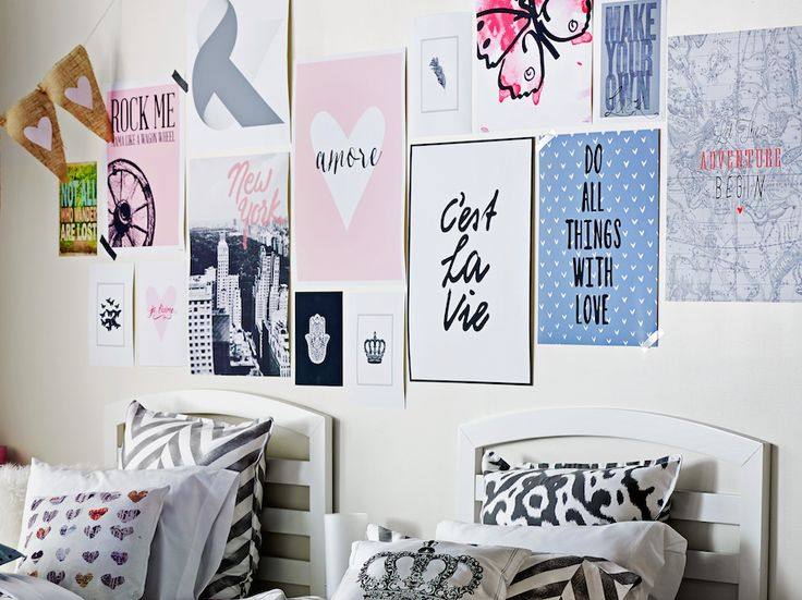 Reveals Her Strategies For Decorating On A Dime See More Obsessed With Gallery Walls Can You Tell Diy Www Dormify Com