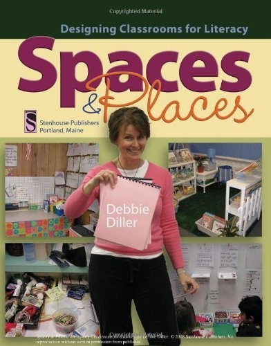"""This book is on my summer's """"to read"""" list (it counts as professional development, right?) - Spaces & Places: Designing Classrooms for Literacy 