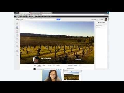 Help Desk Hangout on Air - Google+ Profile and Page Update