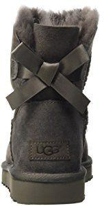 UGG 1016501, Botas de Nieve Mujer, Gris (Grigio), 38 EU