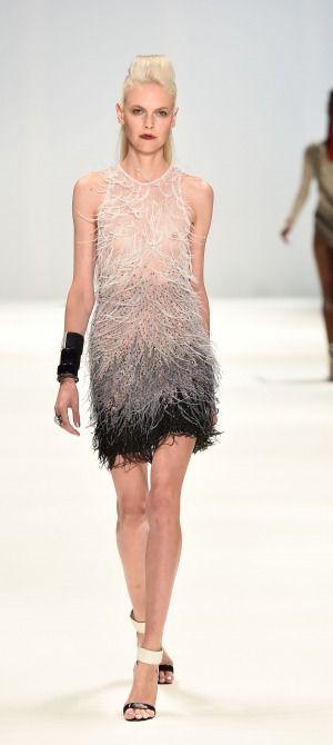 AUS: Aurelio Costarella - Runway - Mercedes-Benz Fashion Week Australia 2014