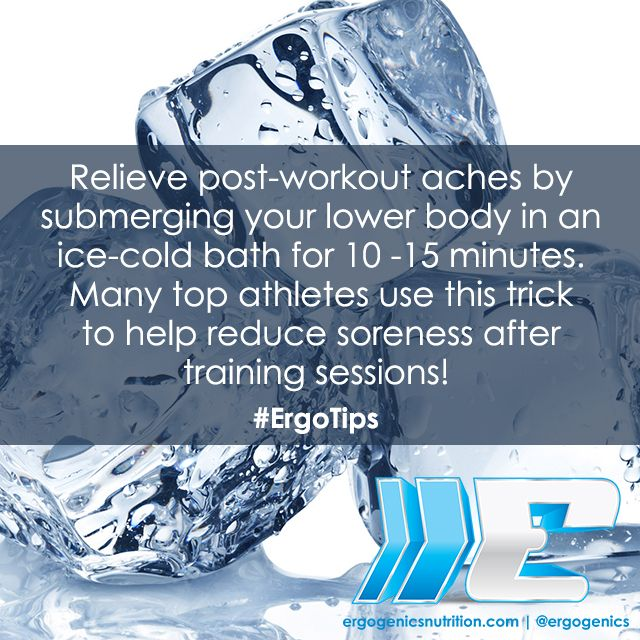 Suffering from #workout aches? Try today's #ErgoTips! #fitness