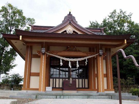 スーパーカブで行く東京近郊神社参拝