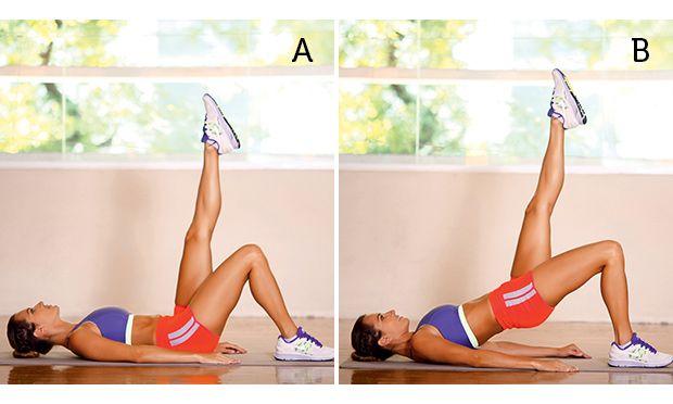 5 melhores exercícios para coxas e bumbum - Fitness - MdeMulher - Ed. Abril