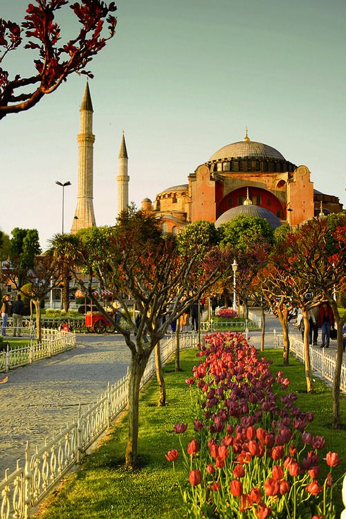 Istanbul #Turkey, Ayasofya (Hagia Sophia)
