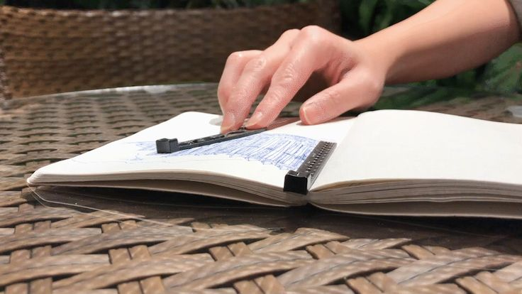 Versatile Portable Design Tool Multi-function Drawing Ruler – zarahjewelry